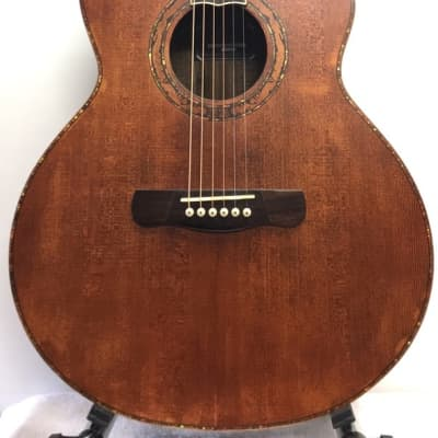 Merida solid spruce and ovangkol  Diana DG-20FOLC  cutaway  acoustic-electric Guitar for sale