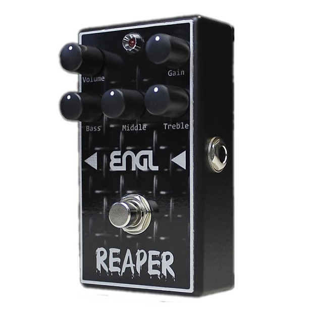 engl bc 10 reaper distortion electric guitar effect pedal reverb. Black Bedroom Furniture Sets. Home Design Ideas