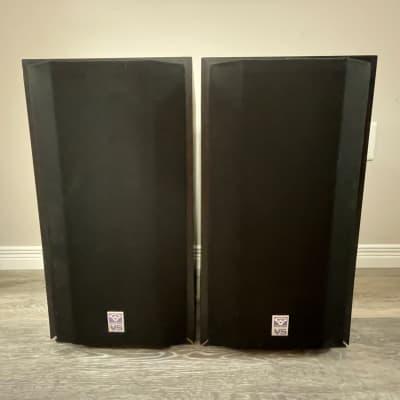 Cerwin-Vega VS-80 Black Speakers - Great Value