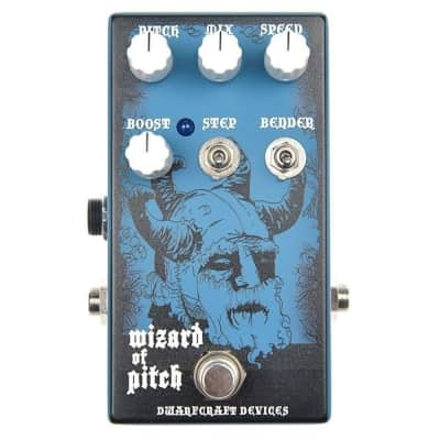 Dwarfcraft Devices Wizard of Pitch Guitar effects Pedal Pitch Shifter