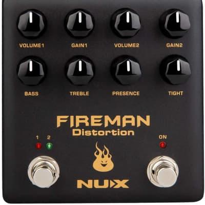 NuX NDS5 Fireman Distortion