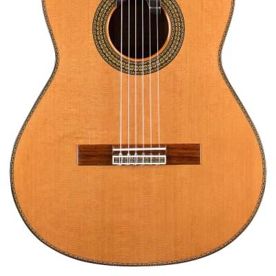 Manuel Contreras 10th Anniversary Premium Series 2008 Classical Guitar Cedar/CSA Rosewood for sale