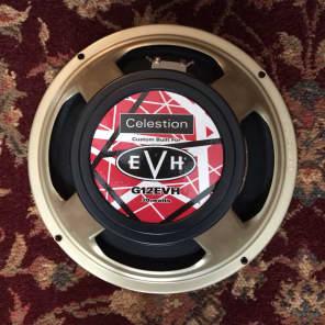 """Celestion T5670 G12-EVH-15 12"""" 20-Watt 15ohm Guitar Amp Speaker"""