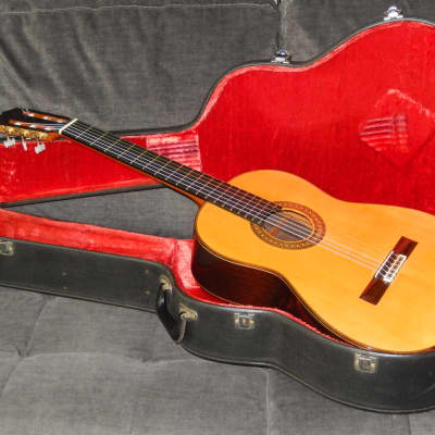 MADE IN 1976 - YUKINOBU CHAI No10 - SWEET AND POWERFUL CLASSICAL CONCERT GUITAR for sale