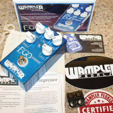 Wampler  Ego Compressor in original packaging