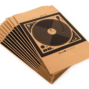 Reverb 10-Pack LP Mailers