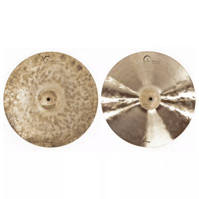 """Dream Cymbals 16"""" Energy Hi-Hat Cymbals (Pair)"""