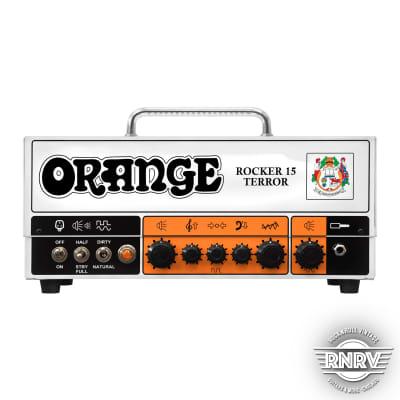 Orange Rocker 15 Terror 15/7/1/0.5 Watt Guitar Head