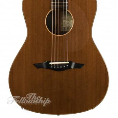 Petros Fingerstyle Ancient Redwood Macassar Ebony for sale