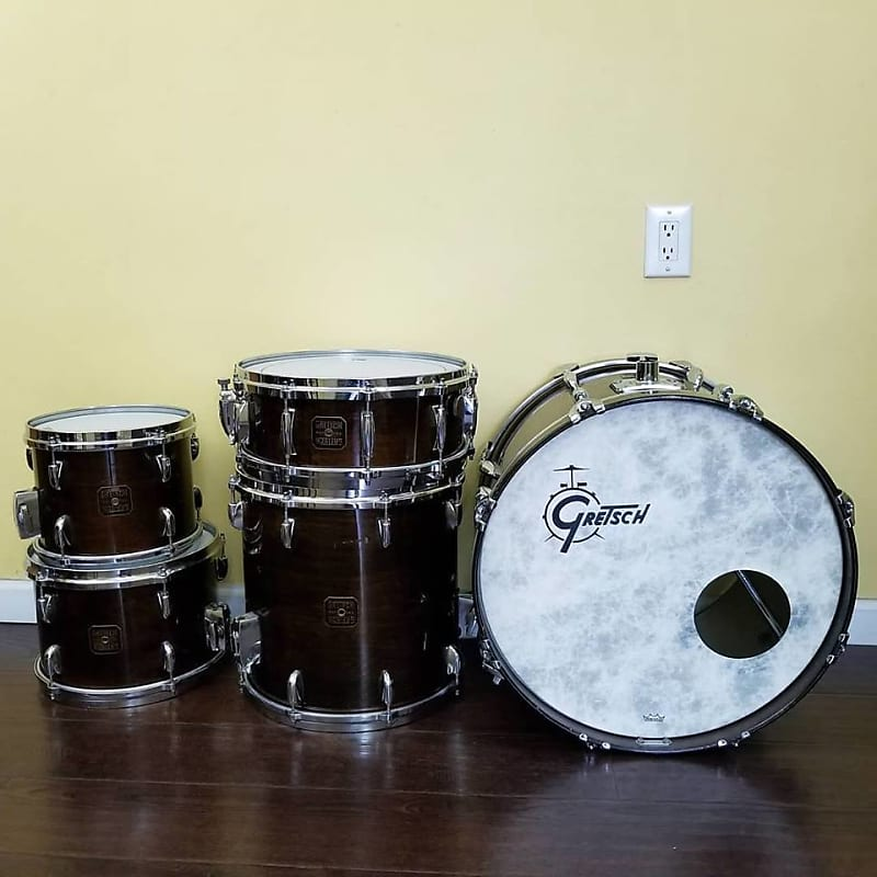 Gretsch drum seriГ«le dating