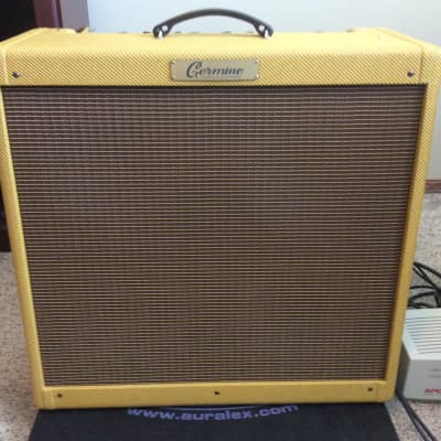 Germino Tweed Bassman 5f6a serial #002 for sale