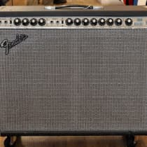 Fender Twin Reverb 1973 Silverface image