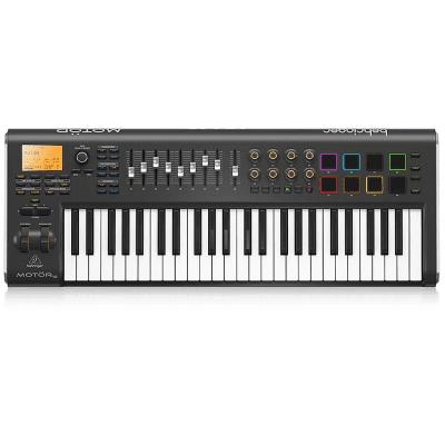 Behringer MOTÖR 49 49-Key USB MIDI Controller Keyboard