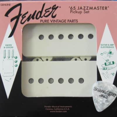 Fender American Vintage '65 Jazzmaster Pickups Set 0992239000
