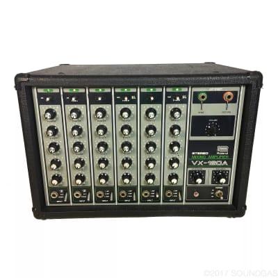 Roland VX-120A Mixing Amplifier 6-Channel Powered Mixer