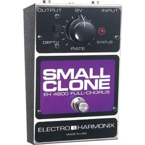Electro-Harmonix Small Clone Analog Chorus Guitar Effects Pedal
