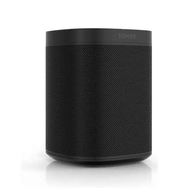 Sonos One - Wireless Streaming Bookshelf Speaker w/ Alexa
