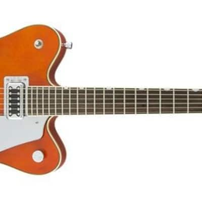 Gretsch G5422T Electromatic Hollow Body Double-Cut with Bigsby Orange Stain