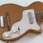1950's Harmony H44 Stratotone Copper All Original VG Condition w/HSC image