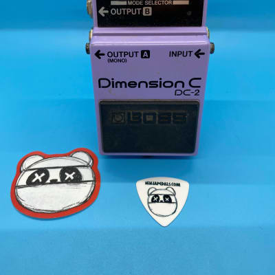 Boss DC-2 Dimension C | Rare (Made in Japan) Blue Label | Fast Shipping!