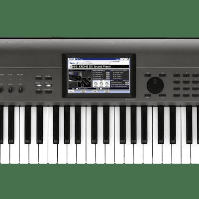Korg Krome EX 61-key Music Workstation Keyboard KROME61EX