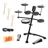 Roland TD-1KV Electronic Drum Set w/ Drumsticks