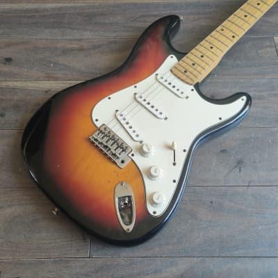 1970's Splendor Japan Stratocaster (Sunburst) for sale