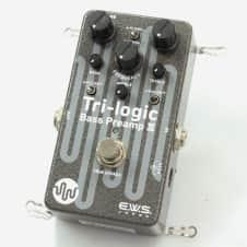 E.W.S. Tri-logic Bass Preamp 3