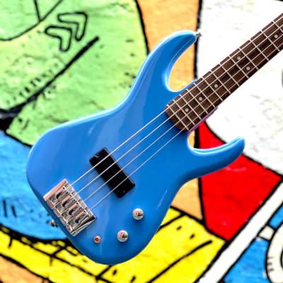 Fleabass Junior Water Bass - Orange / Blue for sale