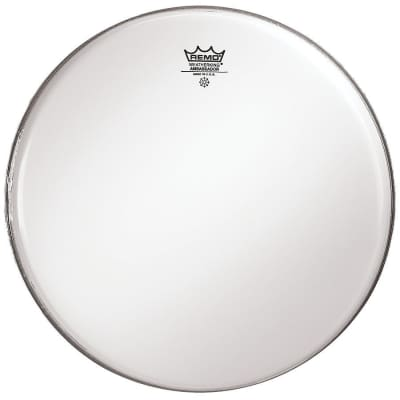"Remo BA-0212-00 12"" Smooth White Ambassador Drum Head"