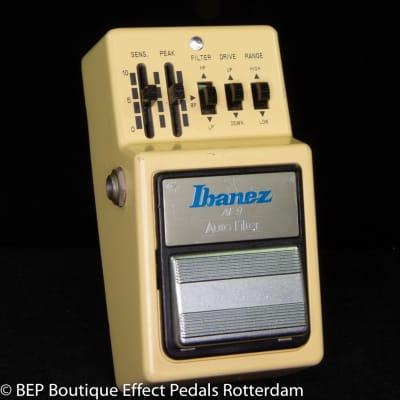 Ibanez AF-9 Auto Filter 1981 s/n 128968 Japan