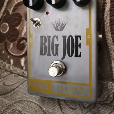 Big Joe Stomp Box Company Classic Tube B-402