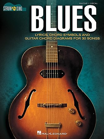 Blues - Strum & Sing Guitar (HL00159335) | Reverb