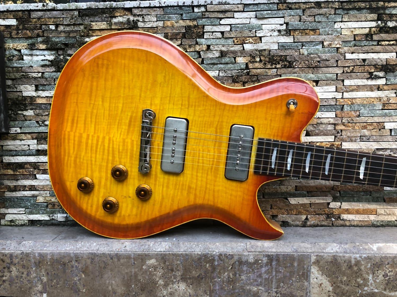 Jol Dantzig Tulsa Custom 59 Korina