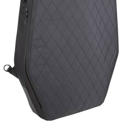 COFFIN CASE CHIMERA SERIES FLYING-V SOFT CASE FITS MOST EXTREME BODY SHAPES AND SOME BASSES *GIGBAG for sale
