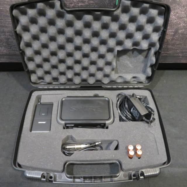Shure PGX14 Guitar Wireless System image