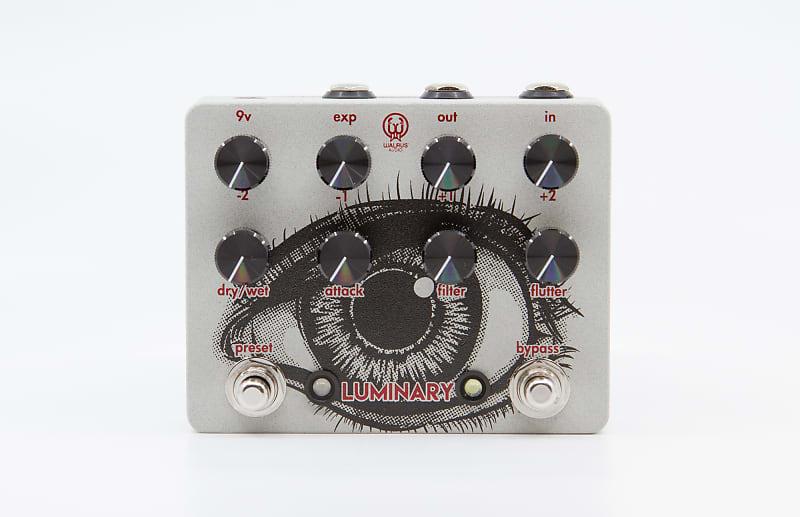 Walrus Audio Luminary V2 Quad Octave Generator Effects Pedal
