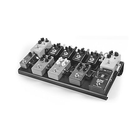 on stage stands gpb3000 pedal board with gig bag pedalboard reverb. Black Bedroom Furniture Sets. Home Design Ideas