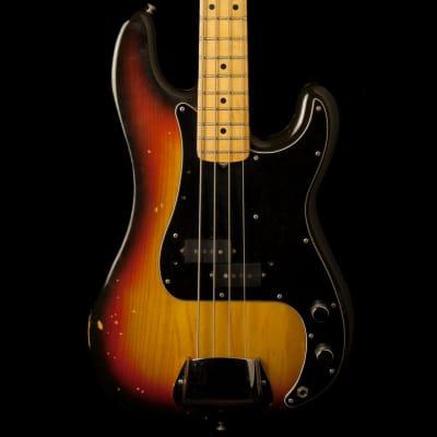 Fender Precision Bass Sunburst 1978 for sale