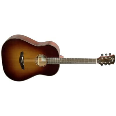 Faith FRESB45 Classic Burst Mars Electro Acoustic, 45mm Nut for sale