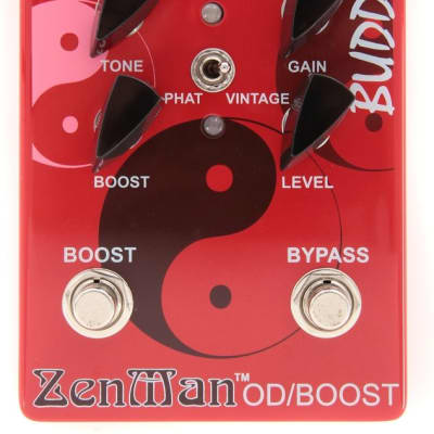 Budda Zenman Overdrive w/ Free Patch Cable for sale