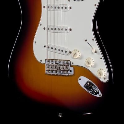Fender Custom Shop 60's Stratocaster 3-Tone Sunburst NOS (832) for sale