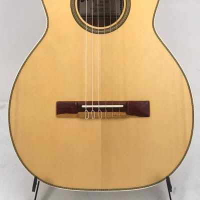 Superior Nylon String Parlor Guitar 2019 for sale