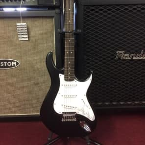 Cort G50 Black Open-Pore Satin Electric Guitar [ProfRev] for sale
