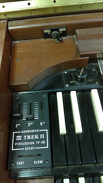 hammond cv organ  modded to b