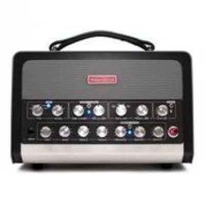 BIAS Head - 600-watt Amp Match Amplifer Head w/cover