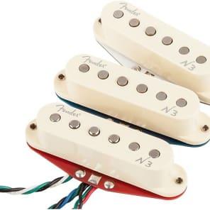Fender 099-3115-000 N3 Noiseless Stratocaster Pickup Set