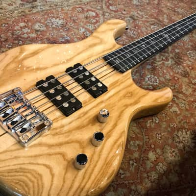 PRS SE Kingfisher 4-String Bass Natural (DEMO) for sale