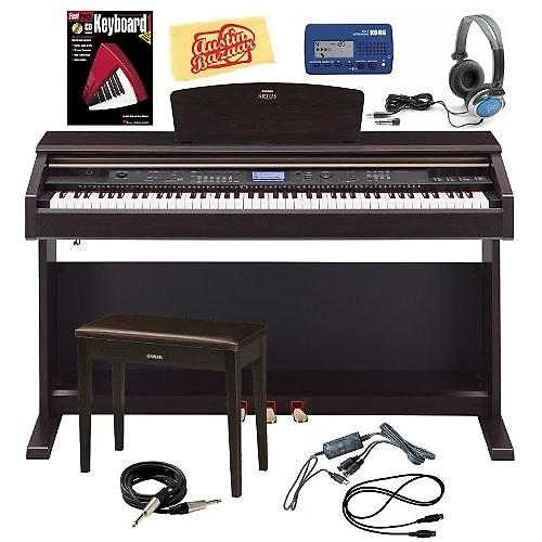 Yamaha ydp v240 piano w bench usb midi interface for Yamaha arius ydp v240 review