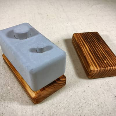 Stomp Riser Mini 2 Pack - Burned Pecan by KYHBPB - Available Now!